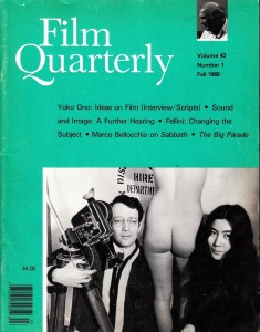 BottomsFilmQuarterly