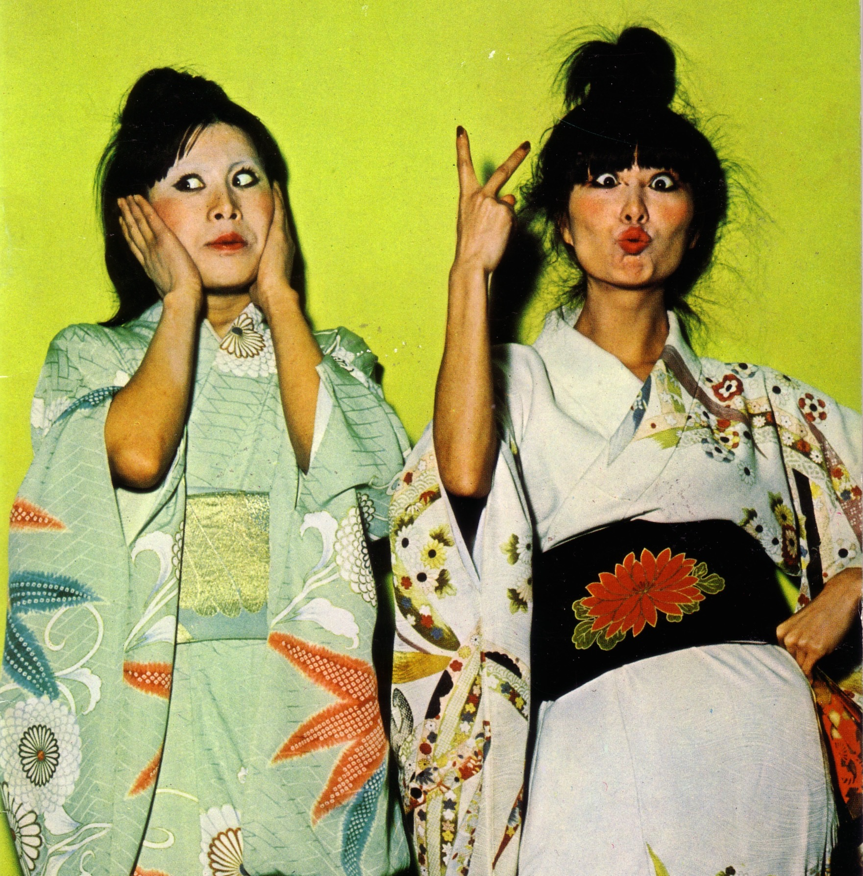 Sparks Iconic Album Cover Kimono My House Madeline Bocaro