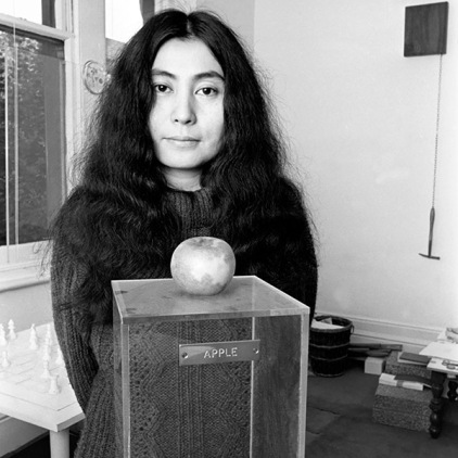Japanese artist and singer Yoko Ono. 1967 A1313-015 Mirrorpix/Courtesy Everett Collection