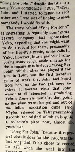 YokoSongForJohn2