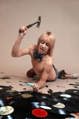 Iggy Pop 1970's (Glam Days) **Special fees** COPYRIGHT PRESSENS BILD Code: 4353 **F-BILD**