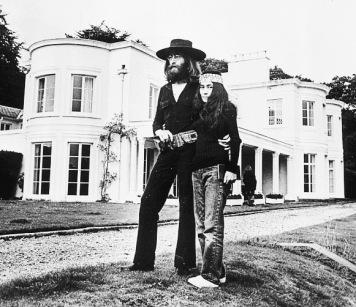 John Yoko S Dream Home Tittenhurst Park Madeline Bocaro