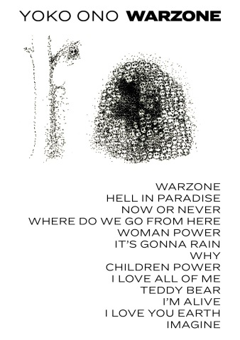 Yoko Ono Re Imagining Warzone 2018 Madeline Bocaro