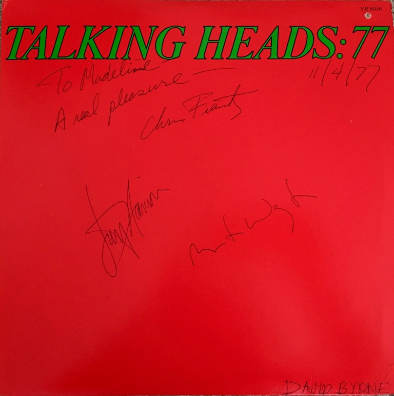 TalkingHeads77Autographed