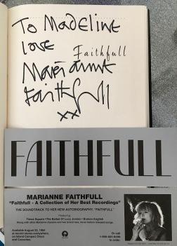 MarianneAutographBook