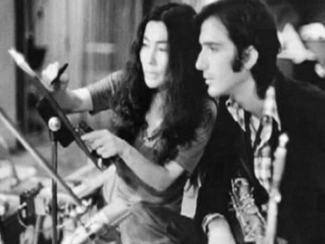 Yoko&MichaelBrecker