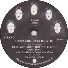 John Yoko S Xmas Song Madeline Bocaro
