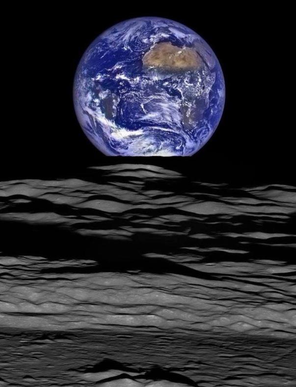 EarthFromMoon