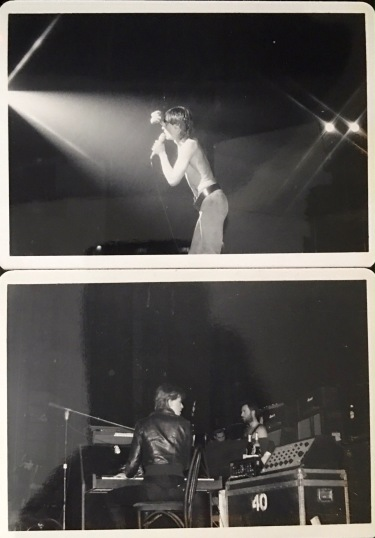 Iggy&BowiebyMePalladium1977