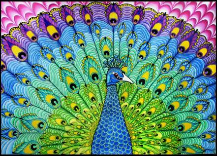 the_peacock_by_dana_ulama_d3ldskj-pre
